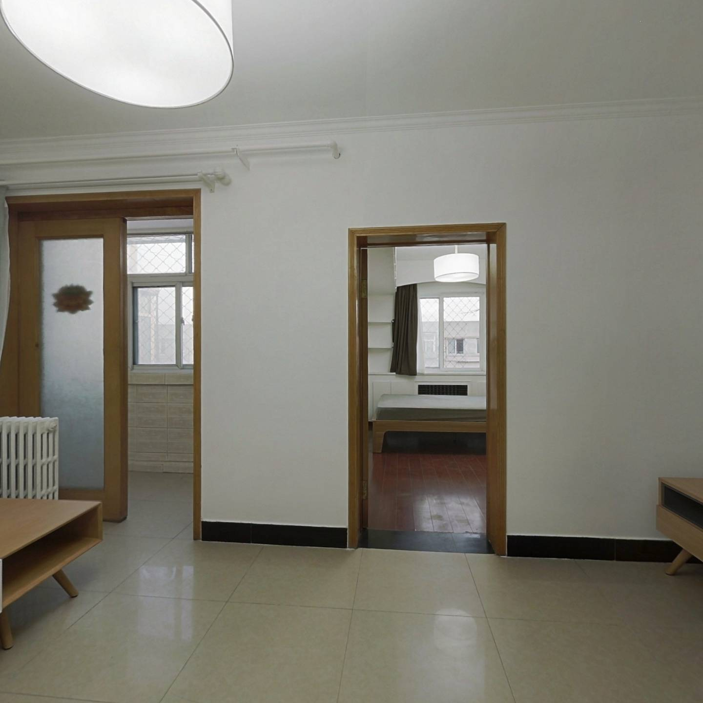 整租·华龙苑南里 2室1厅 南北卧室图
