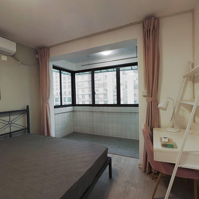 合租·翠苑五区 3室1厅 南卧室图