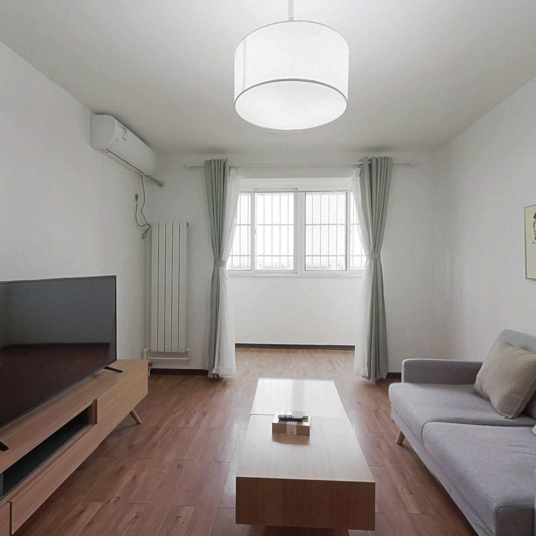 整租·旗胜家园 2室1厅 南卧室图