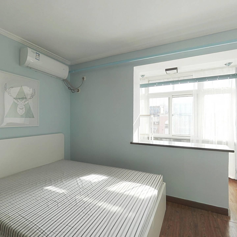 整租·定福庄西街 1室1厅 南卧室图