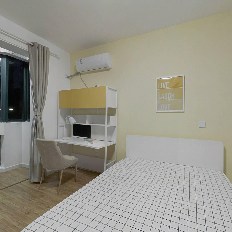 合租·东方龙苑 4室1厅 南卧室图
