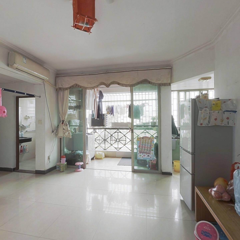 丽景苑 中楼层两房 户型实用 采光明亮 食住行样样齐