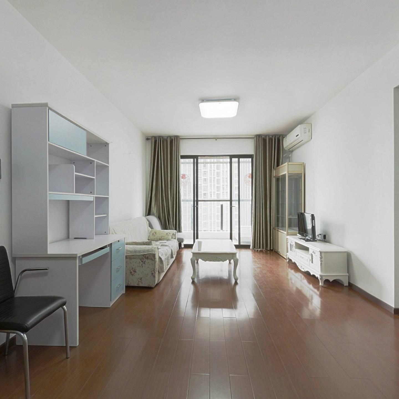 星河78平大两房空置房,精装,采光好通风佳优选