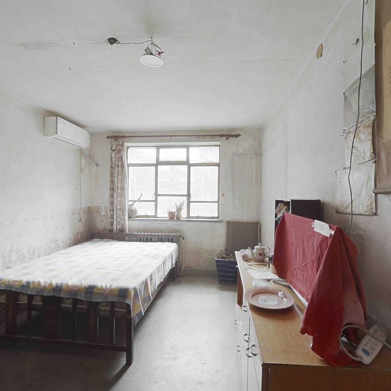 富宜里  刀疤两室  户型方正  中间楼层