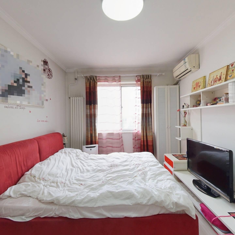 白广路6号院 钢院宿舍 广安门内 精装修两居室