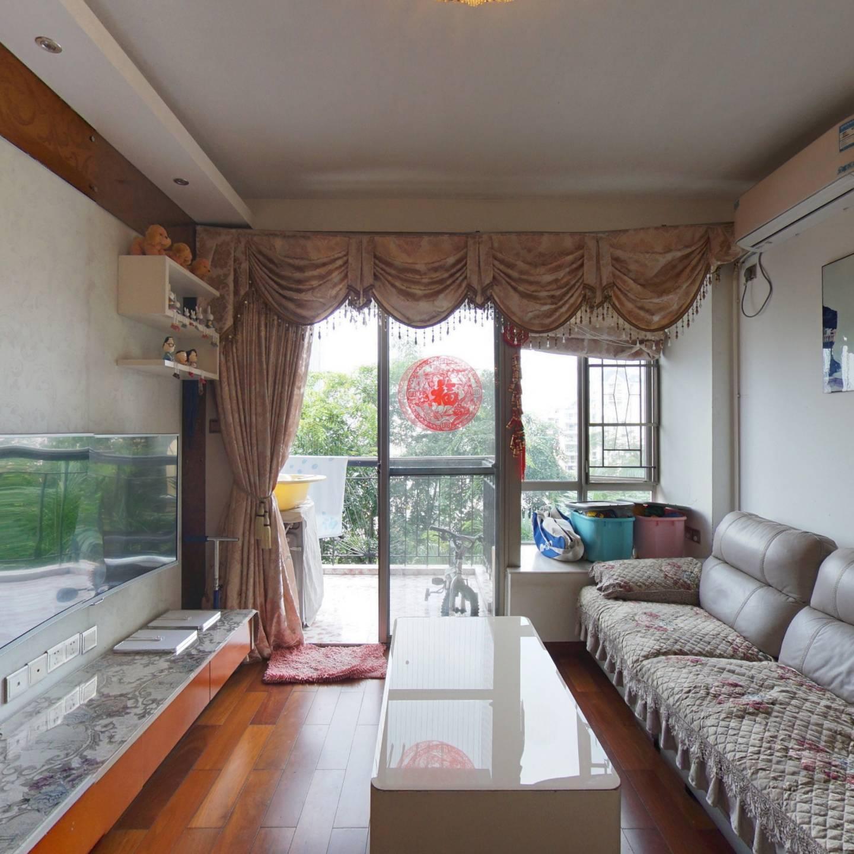 桂芳园六期经典两房 户型方正 使用率高 满两年 精装