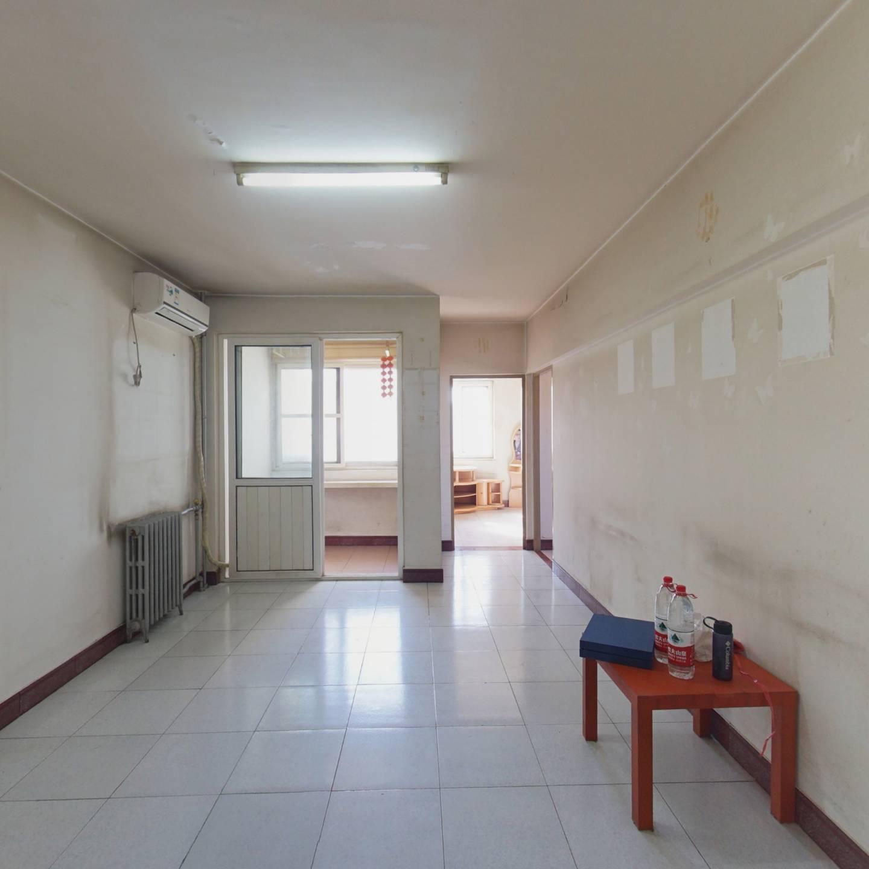 望园东里总价低的房本满五年业主在京唯一住宅的三居