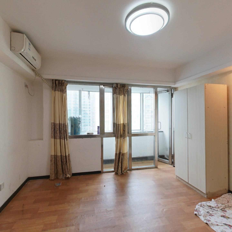 蔡屋围 中航凯特公寓 大单房 南向 业主换房出售