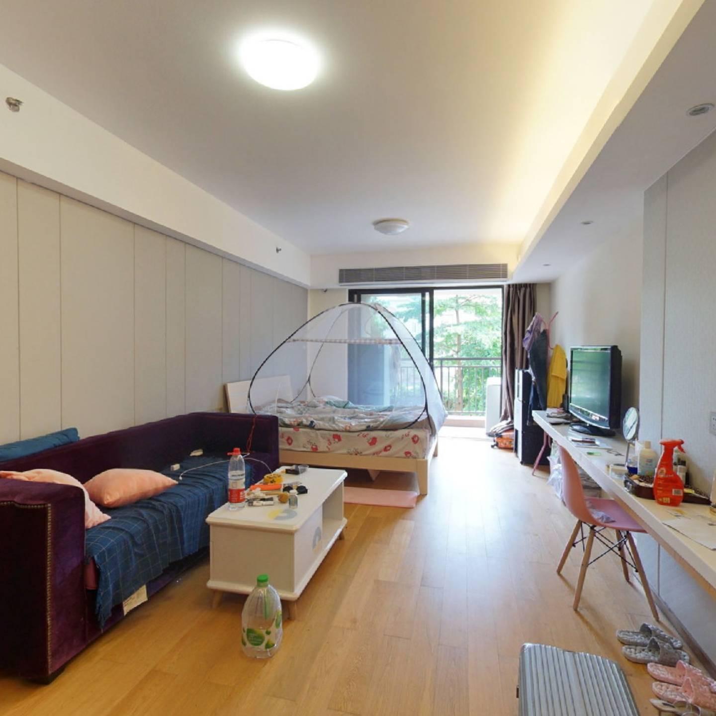 大鹏KPR佳兆业广场公寓1房低层光线无遮挡