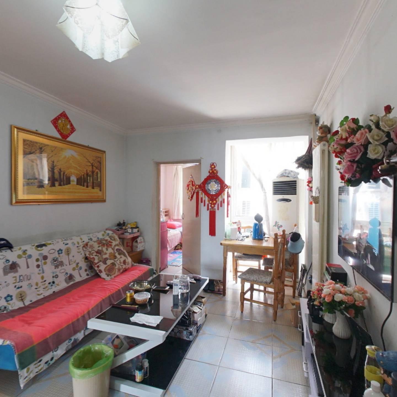 清河寶盛東里 南北通透 中間層二居室 滿五年 急售