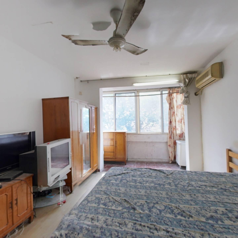 延长小区(普陀) 1室1厅 34.37平米