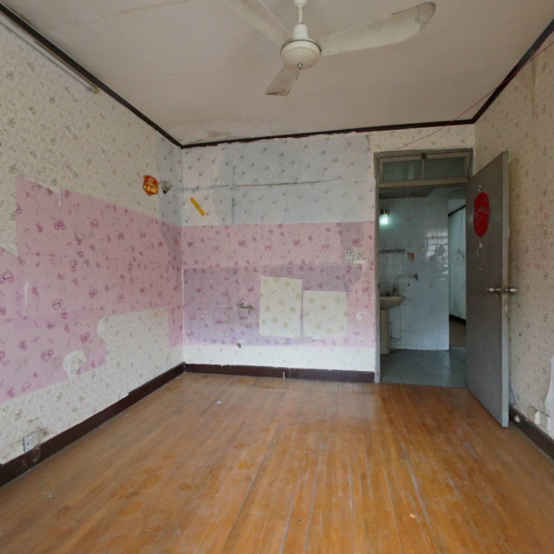 徐汇滨江 ,双南两房,售后公房满五唯一,南北双阳台
