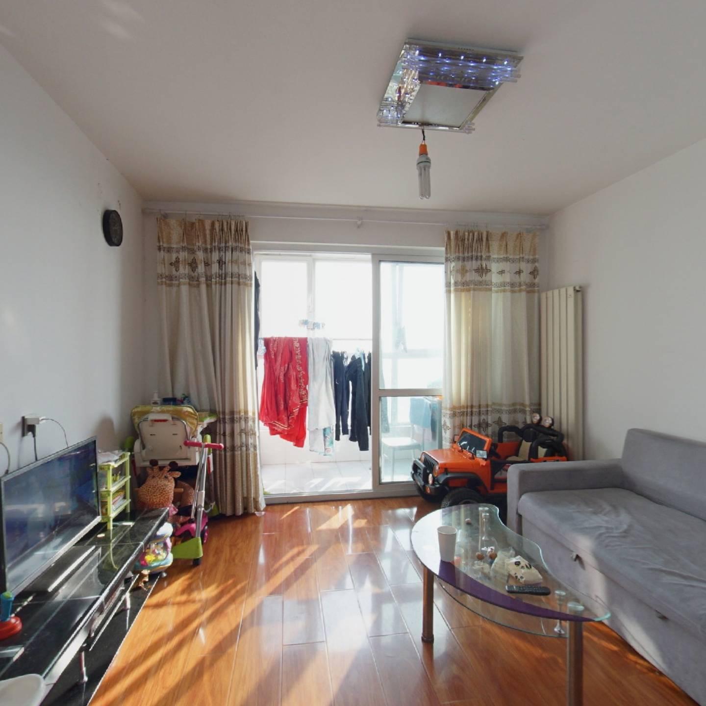 满两年天恒乐活城南向两居室次顶层视野开阔诚意出售