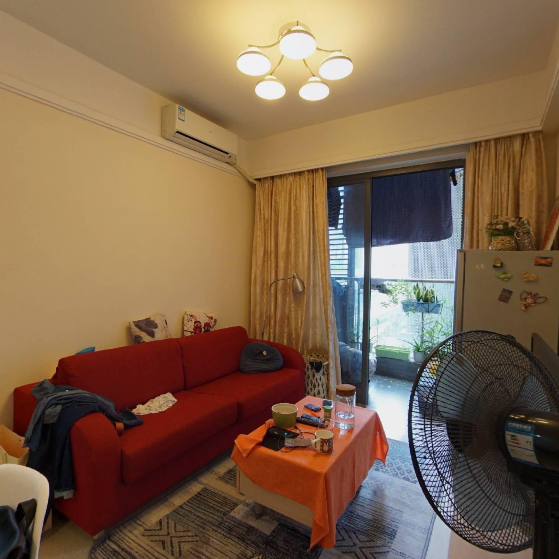 4号线上塘地铁口 2站到深圳北 精装一房一厅