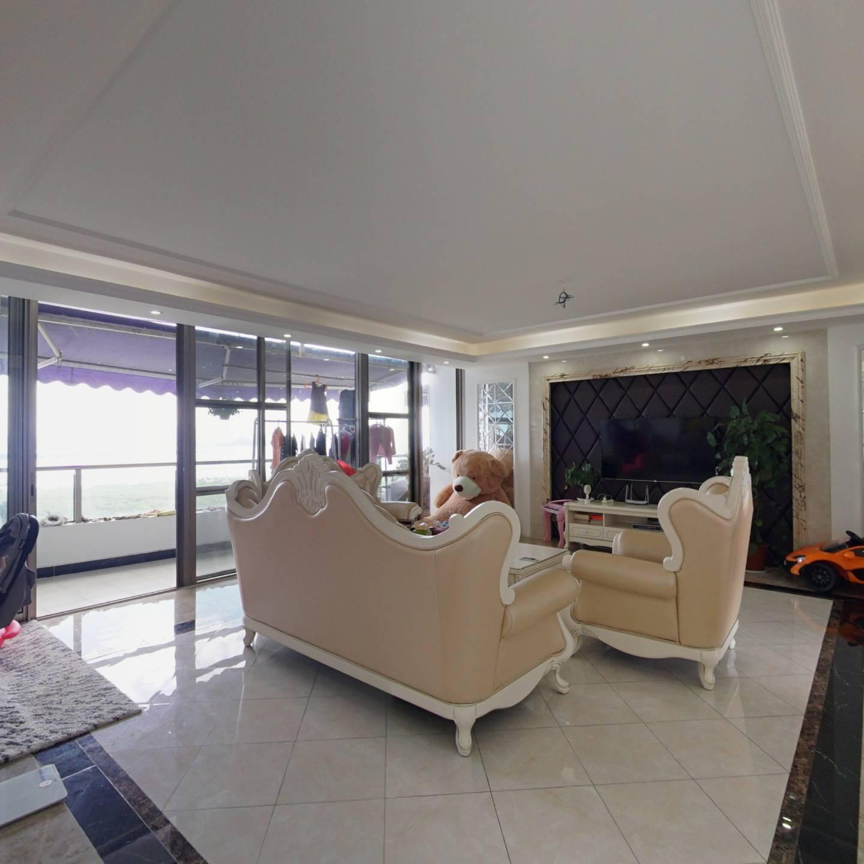 万科3+1房特殊大平面 大阳台 南北通透  高层海景房